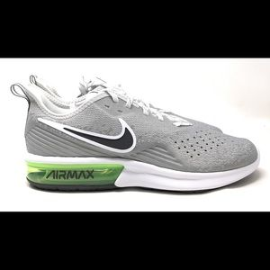 NIKE AIR MAX SEQUENT 4 RUNNING SHOE MEN